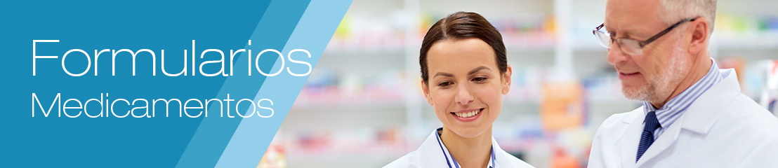 Formularios medicamentos