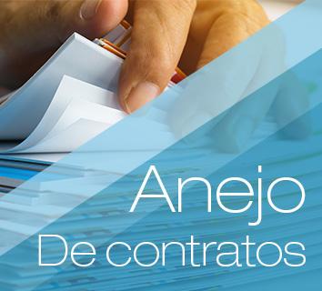 Anejo de contratos